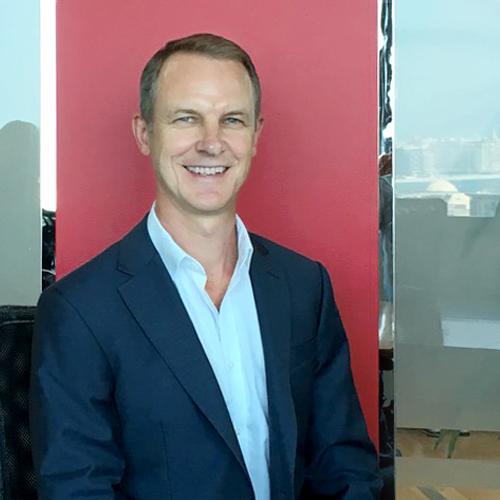 Stephen Lodge – Chief Legal Officer